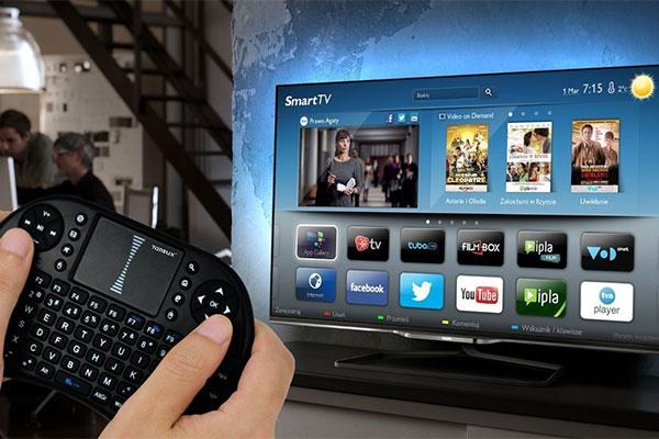 اکثر تلویزیونهای مدرن دارای قابلیت هوشمند هستند.