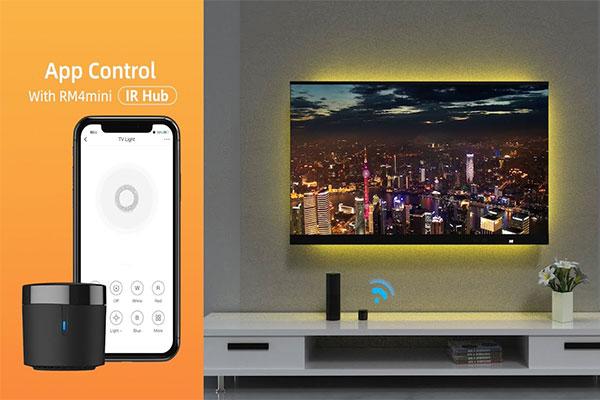 برخی از تلویزیونها به شما امکان میدهند فید ویدئو را از دوربینهای امنیتی خود مستقیماً در تلویزیون پخش کنید.