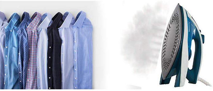 اتو بخار پاناسونیک مدل NI-JW900C با بخاردهی پیوسته 40 گرم در دقیقه از پس تمام چروکهای سطحی لباس شما برمی آید.