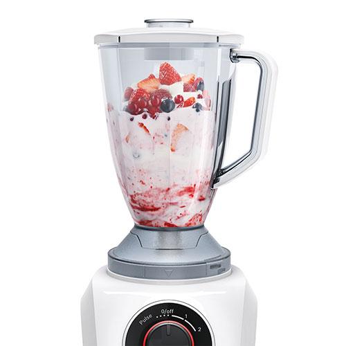 از ویژگیهای دیگر این محصول میتوان به فیلتر مخصوص آن برای تهیه اسموتیهای بی دانه و شیر سویا اشاره کرد.
