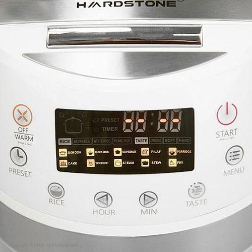 مزیت شگفت انگیز این دستگاه تنظیمات ویژه برای پخت انواع غذا میباشد.