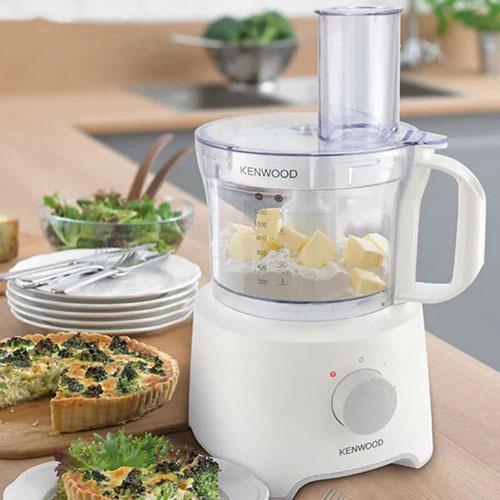 غذاساز دستیار آشپزخانه شماست و پخت انواع غذا را تبدیل به یک تفریح میکند.