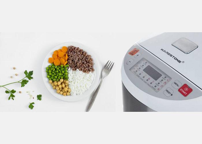 این پلوپز مجهز به 10 برنامه پخت میباشد، علیرغم پخت برنج شما میتوانید با آن انواع غذا از سوپ تا کیک و حریره را در این دستگاه آماده کنید.