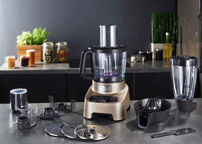 غذاساز دستیار آشپزخانه شماست و پخت انواع غذا را تبدیل به یک تفریح می کند.