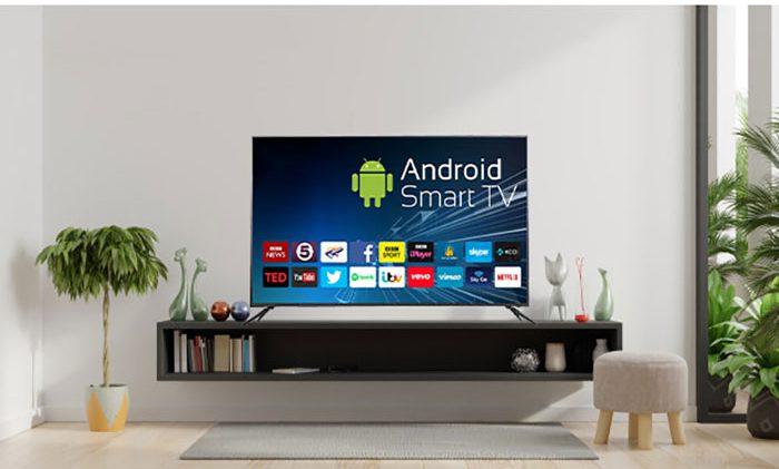 شرکت سام روی تلویزیون های اسمارت خود رابط کاربری اندروید اعمال کرده است. با این قابلیت انواع بازیها و اپلیکیشنهای موبایل روی تلویزیون نیز قابل نصب است.