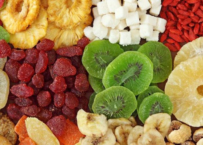 با استفاده از این محصولات کارآمد براحتی میتوان انواع میوهها را بدون از بین رفتن ویتامین و مواد معدنی آنها خشک کرد.