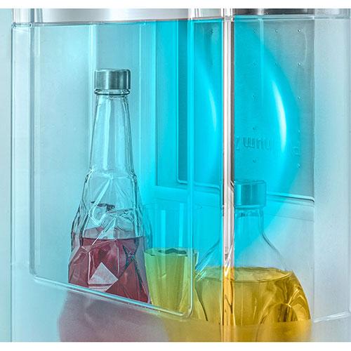 یخچال فریزر ساید بای ساید اسنوا مدل VE Hyper S8-2322