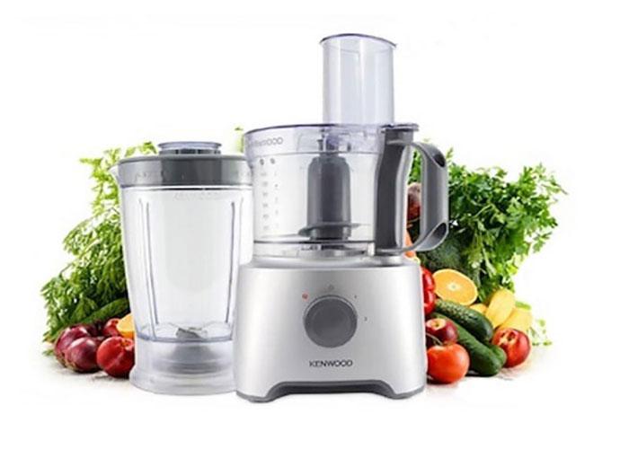 برای خرد کردن انواع غذا میتوانید از ظرف غذاساز با ظرفیت 2.1 لیتر استفاده نمایید.