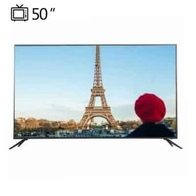 تلویزیون هوشمند سام الکترونیک مدل 50T6050 سایز 50 اینچ
