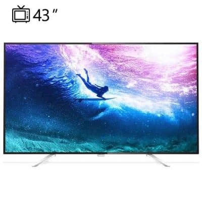 تلویزیون هوشمند اسنوا مدل SSD-43SA560B سایز 43 اینچ