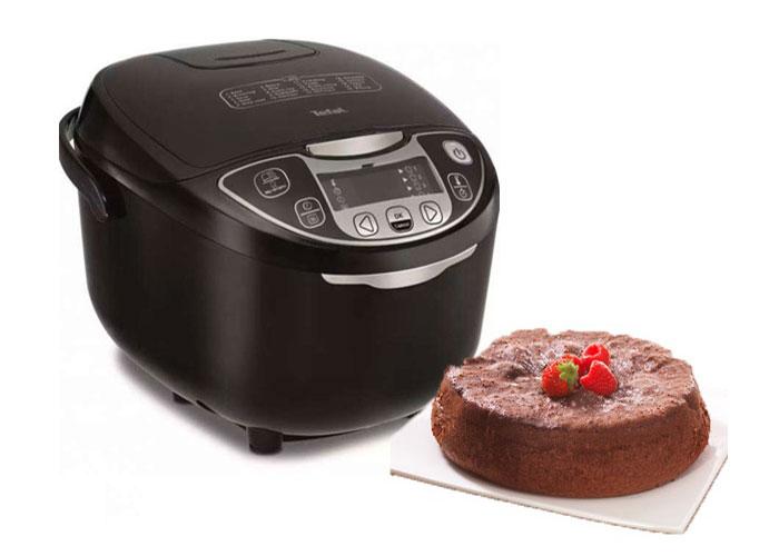 یک مزیت شگفت انگیز پلوپز تفال مدل RK708865 این است که دارای برنامه خاصی برای انواع غذا از جمله: پخت سوپ، دسر، غذای کودک، ماست، کیک، خورشت، برنج ایتالیایی و برنج به مقدار کم میباشد.