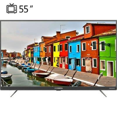 تلویزیون ایکس ویژن مدل 55XTU745 سایز 55 اینچ