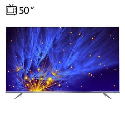 تلویزیون هوشمند TCL مدل 50P65US سایز 50 اینچ