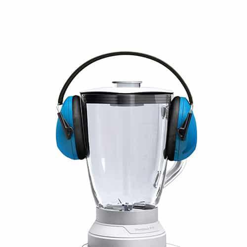 یکی از مزیتهای این مخلوط کن بوش موتور سوپر سایلنت و بسیار کم صدای آن است تا حین استفاده از این دستگاه گوش شما و افراد خانواده آزرده نگردد.