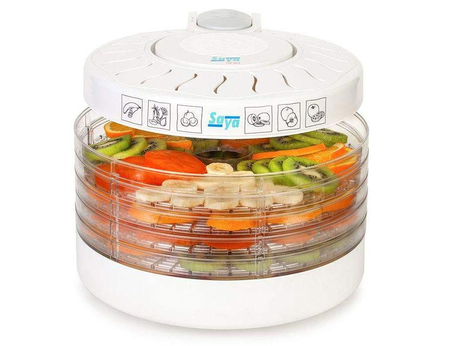 میوه و سبزی خشک کن سایا مدل GP103