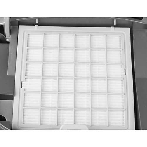 جاروبرقی پارس خزر كمپرسور مدل 2500W