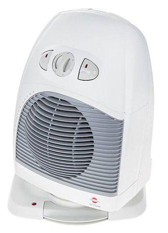 قابلیت تنظیم دما در حالت سرد و گرم را دارد