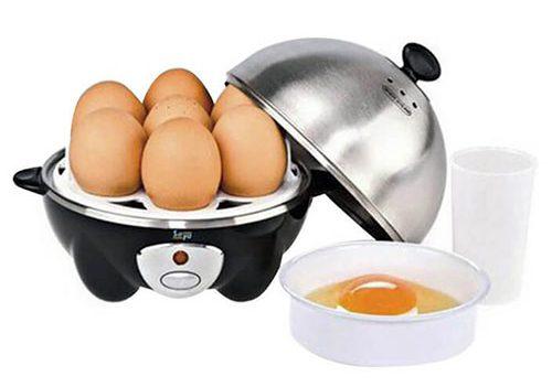 تخم مرغ پز درب استیل پارس خزر egg morning
