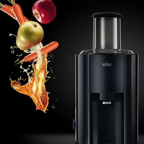 موتور 800 واتیاین محصول با سرعت و کیفیت خوب میتواند انواع میوه و سبزیجات را آبگیری کند