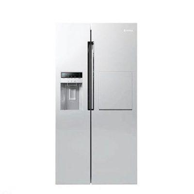 یخچال و فریزر ساید بای ساید اسنوا مدل S8-2261